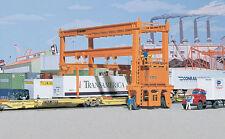 Walthers # 3122  MI-JACK Translift Intermodal Crane Kit  HO Scale MIB