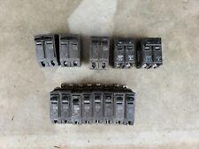 GE circuit breakers 13 Total lot