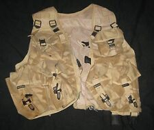 Tactical Load Carrying Vest  (Desert cammo)