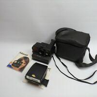 Polaroid Polasonic Autofocus 5000 Instant Camera SX70 Film FAULTY READ DESC