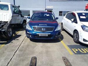 NISSAN MAXIMA VEHICLE WRECKING PARTS 2012 ## V000295 ##