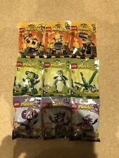 Lego Mixels Series 6 Complete Set Factory Sealed