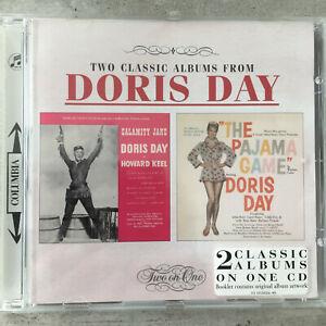 DORIS DAY: Calamity Jane / The Pajama Game (UK CD Columbia COL 501871 2 / neu)