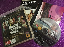 GRAND THEFT AUTO IV & Episodes from Liberty City : THE COMPLETE EDITION: Map inc