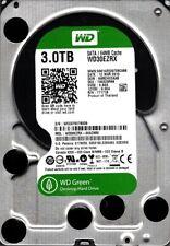 WD30EZRX-00AZ6B0 DCM: HARCHV2AAB WCC07 Western Digital 3TB