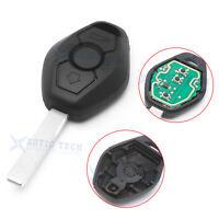 EWS Remote Key 3 Button For BMW E81 E46 E39 E63 E38 E83 E53 E36 E85 Chip 315MHz