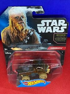 Star Wars Hot Wheels Cheebacca 4 2015