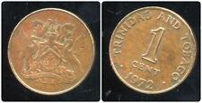 TRINIDAD ET TOBAGO    1  cent  1972
