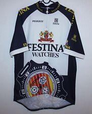 Festina cycling team shirt jersey Sibille