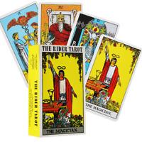 78 card Classical Raider - Waite Tarot Deck