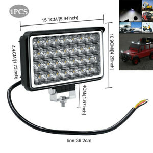 32W DC12-80V LED Work Spot Light Bar Car Driving Fog Lamp Truck Off-road SUV ×1