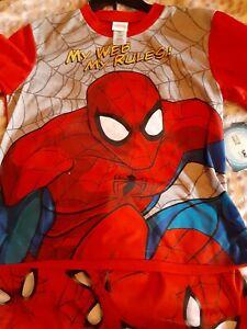 Marvel Spiderman 2-Piece Pajamas Boys XL(14/16)