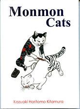Kazuaki Horitomo Kitamura MONMON CATS hc NEW SEALED