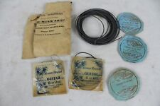 Vintage NOS New Guitar String Lot National Musical Aloma Brand B or 2nd E or 6th