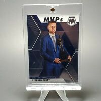 PANINI INSERT Stephen Steph Curry MOSAIC GOLDEN STATE INVESTMENT CARD - MINT