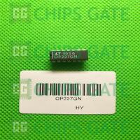 2PCS LT OP227GN DIP-14 Dual Low Noise Low Offset