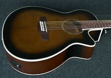 IBANEZ AEG1812II-DVS 12 STRING Acoustic-Electric Guitar DARK VINTAGE SUNBURST