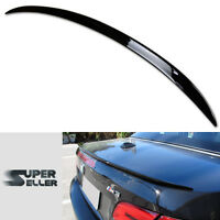 Fit For BMW 3-SERIES E93 CONVERTIBLE REAR REAR TRUNK BOOT SPOILER M TYPE PAINTED