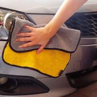 45 x 38cm Super Thick Plush Microfiber Car Car Cleaning Cloth Polishing Towel GF