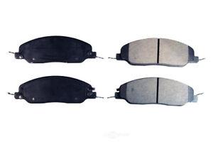 Disc Brake Pad Set-Semi-Metallic Pads Front MF1464 fits 11-14 Ford Mustang