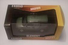 Ebbro Hot! 474 1:43 Honda Element galapagos green metallic Mint in Box