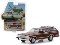 1985 Mercury Grand Marquis Colony Park 1:64 Estate Wagon Series 3 - 29950F*