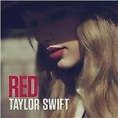 Taylor Swift - Red CD (2012)