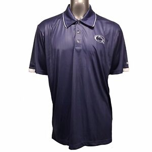 Penn State Nittany Lions Champion Elite 2XL Triple-Stitched Golf Polo Shirt $55