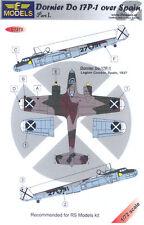 LF Models Decals 1/72 DORNIER Do-17P GERMAN LEGION CONDOR