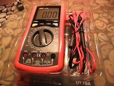 Uni-T UT70A Professional Multimeter sehr wenig benutzt in OVP