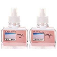 Yankee Candle Electric Plug in Refills Pink Sands 1509033e