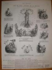 Eau De Suez tooth paste and floss UK advert 1880