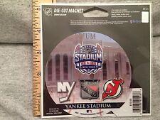 NY Rangers NY Islanders NJ Devils NHL Hockey 2014 Stadium Series Magnet Yankee