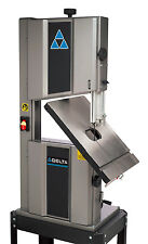 Delta 28-400 14 in. 1 HP Steel Frame Band Saw ReConditioned
