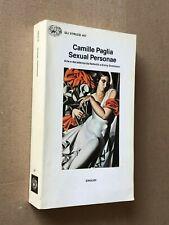 Camille Paglia SEXUAL PERSONAE arte e decadenza da Nefertiti a Emily Dickinson