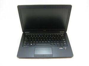 """Dell E7250 12"""" Laptop 2.3GHz Core i5 4GB RAM (Grade B no caddy)"""