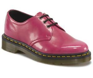 Dr Martens 3 Loch 1461 Hot Pink Vegan 14046670 Classic Doc