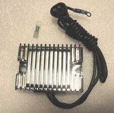 HARLEY 32AMP VOLTAGE REGULATOR FITS EVO 89-99 1340 NEW 74519-88 CHROME