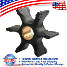 Black Water Pump Impeller for Johnson Evinrude 85-235HP Replaces 777212 389642