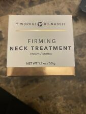it works dr. nasif firming neck treatment