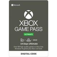 XBOX LIVE 14 Day Gold & Game Pass Ultimate, Instant Delivery 24 / 7