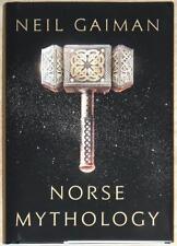 NORSE MYTHOLOGY ~ NEIL GAIMAN ~ 1st PRINTING ~ US HC ~ BRAND NEW