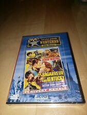DVD  LE BAGARREUR DU KENTUCKY / George Waggner (2002)  Editions Atlas  Neuf