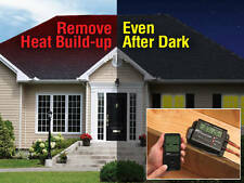 Solar Controller Remote for Solar Attic Fans Electronic Thermostat NEW!