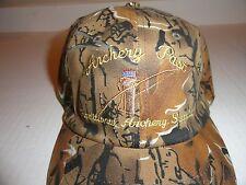 Archery Past Short Billed Camouflage Hat