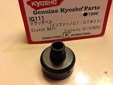 KYOSHO INFERNO GT, GT2 Race Spec, 2 velocità Clutch Bell, IG111, GTW26