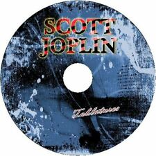 SCOTT JOPLIN PIANO GUITAR TAB CD TABLATURE GREATEST HITS BEST OF MUSIC