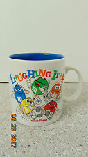 M&M World Laughing It Up In Las Vegas Oversized 20 oz Cup Extra Coffee Mug M&Ms