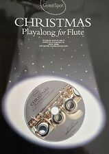 Christmas Playalong for Flue - 10 Classic Christmas songs (Guest Spot series)