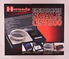 HORNADY BILANCINA G2-1500 Grain Electronic Scale #050106E